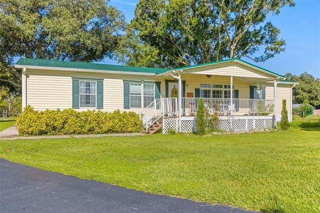 3907 Coats Road, Zephyrhills, FL 33541 (MLS #T3331173) :: Globalwide Realty