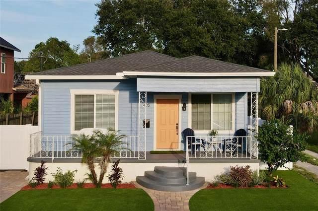 405 N Albany Avenue, Tampa, FL 33606 (MLS #T3333698) :: Keller Williams Realty Select