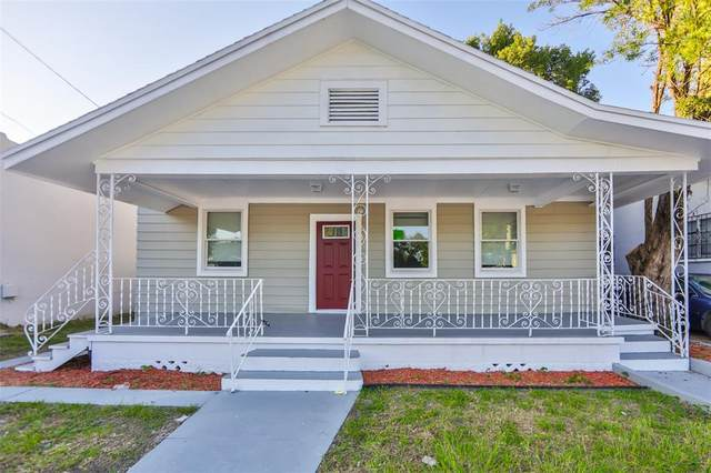 1021 E Columbus Drive, Tampa, FL 33605 (MLS #T3334454) :: Blue Chip International Realty
