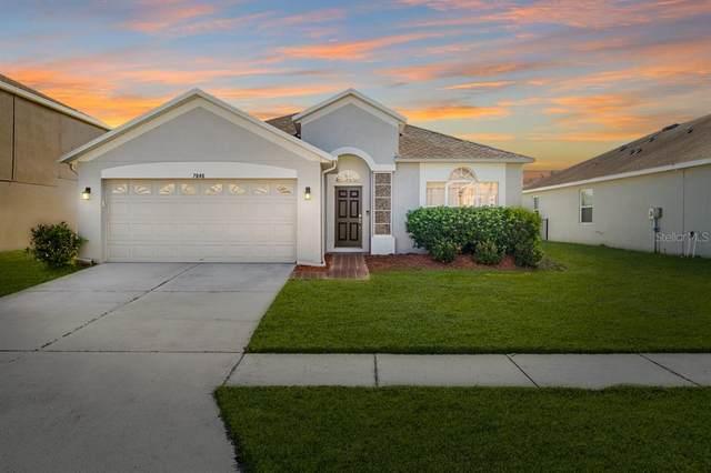 7846 Stoney Hill Drive, Wesley Chapel, FL 33545 (MLS #T3335598) :: Everlane Realty
