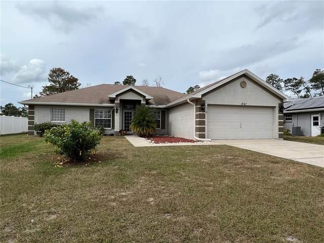 1067 Aladdin Road, Spring Hill, FL 34609 (MLS #T3337357) :: Keller Williams Suncoast