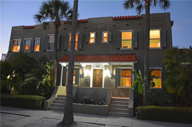 107 29TH AVE, St Pete Beach, FL 33706 (MLS #U7796342) :: The Signature Homes of Campbell-Plummer & Merritt