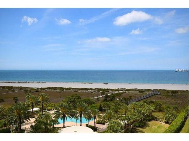 1180 Gulf Boulevard #703, Clearwater, FL 33767 (MLS #U7806567) :: The Duncan Duo Team
