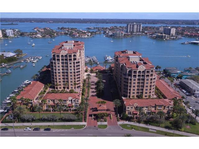 521 Mandalay Avenue #1101, Clearwater Beach, FL 33767 (MLS #U7811708) :: Delgado Home Team at Keller Williams