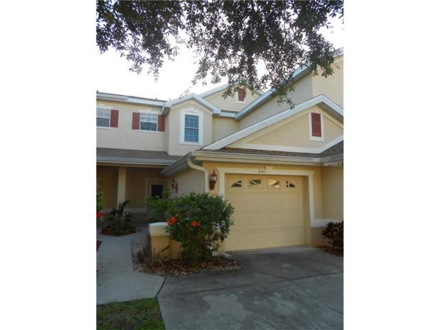 646 Spring Lake Circle, Tarpon Springs, FL 34688 (MLS #U7813395) :: Griffin Group