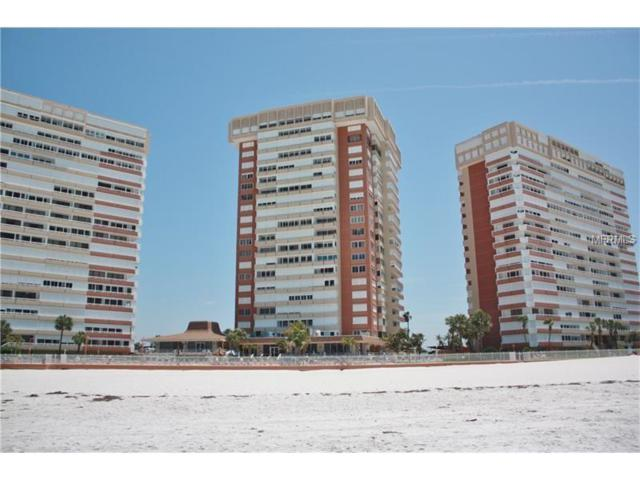 17920 Gulf Boulevard #1205, Redington Shores, FL 33708 (MLS #U7814715) :: The Duncan Duo Team
