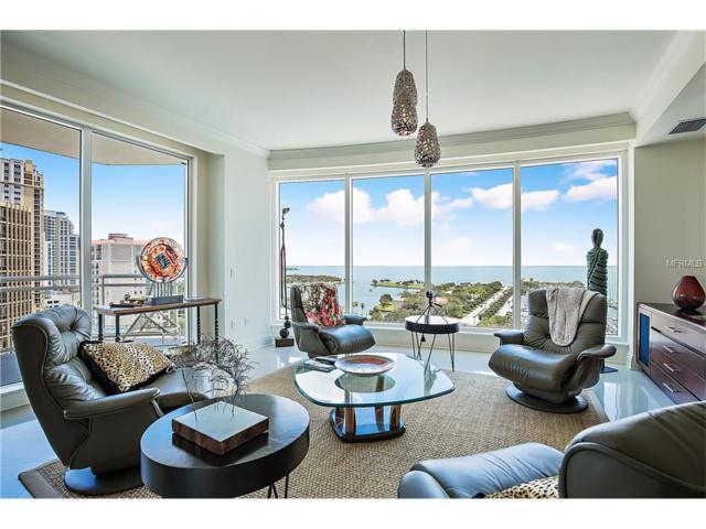 180 Beach Drive NE #1201, St Petersburg, FL 33701 (MLS #U7823676) :: Baird Realty Group