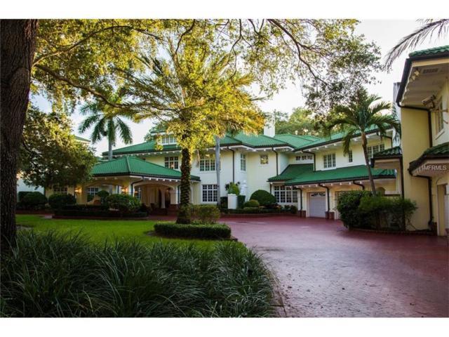 802 Druid Road S, Clearwater, FL 33756 (MLS #U7827039) :: The Duncan Duo & Associates