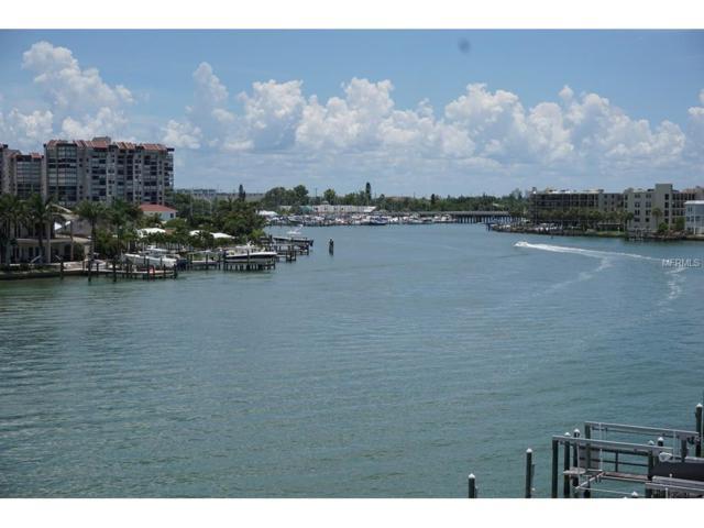 10091 Gulf Boulevard #405, Treasure Island, FL 33706 (MLS #U7827115) :: The Duncan Duo Team