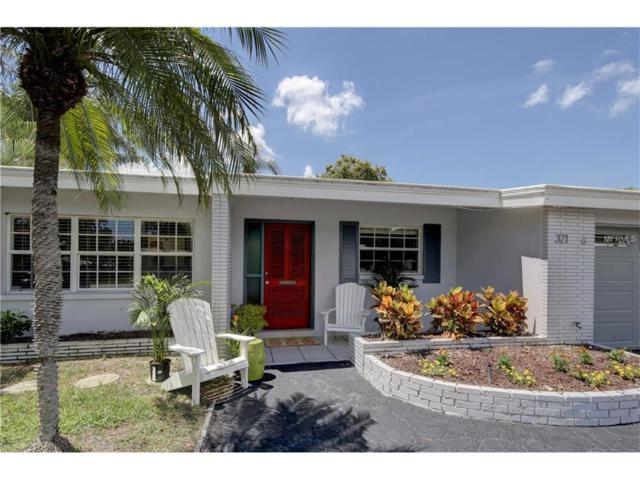 321 Sunny Lane, Belleair, FL 33756 (MLS #U7828946) :: Revolution Real Estate