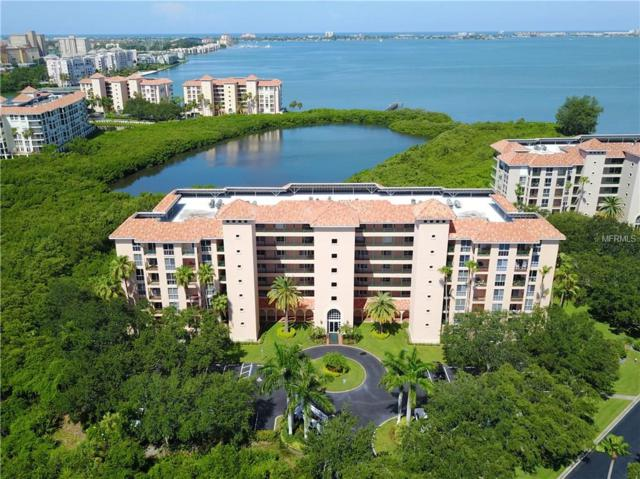 4750 Dolphin Cay Lane S #208, St Petersburg, FL 33711 (MLS #U7828961) :: The Duncan Duo Team