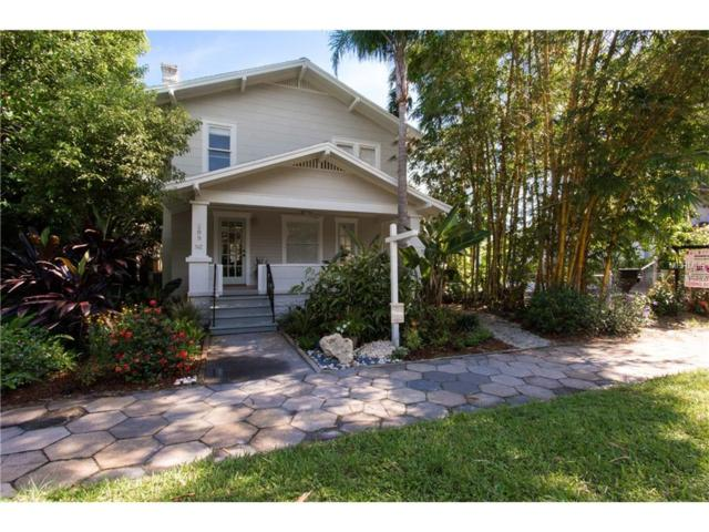 209 12TH Avenue NE, St Petersburg, FL 33701 (MLS #U7829247) :: Gate Arty & the Group - Keller Williams Realty