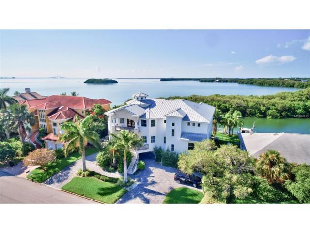 138 Sands Point Drive, Tierra Verde, FL 33715 (MLS #U7829294) :: Baird Realty Group
