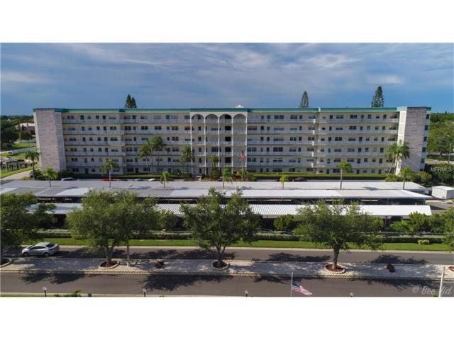 2960 59TH Street S #207, Gulfport, FL 33707 (MLS #U7829628) :: Baird Realty Group