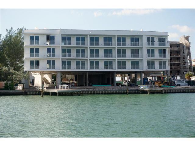 10091 Gulf Boulevard #301, Treasure Island, FL 33706 (MLS #U7832607) :: Lovitch Realty Group, LLC