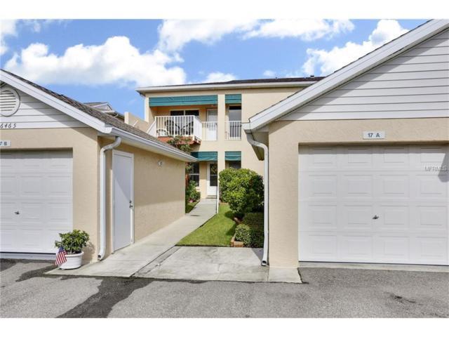 6465 99TH Way N 17A, St Petersburg, FL 33708 (MLS #U7832642) :: Revolution Real Estate