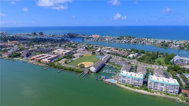 9229 Captiva Circle, St Pete Beach, FL 33706 (MLS #U7833590) :: The Lockhart Team