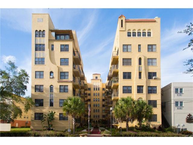130 4TH Avenue N #212, St Petersburg, FL 33701 (MLS #U7834141) :: Gate Arty & the Group - Keller Williams Realty