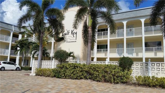 3575 Gulf Boulevard #305, St Pete Beach, FL 33706 (MLS #U7835096) :: The Duncan Duo Team