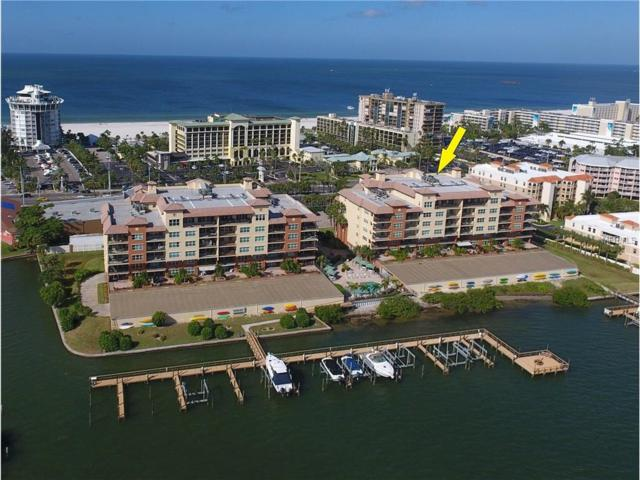 5301 Gulf Boulevard C303, St Pete Beach, FL 33706 (MLS #U7835621) :: Gate Arty & the Group - Keller Williams Realty