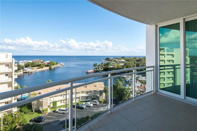 1325 Snell Isle Boulevard NE #812, St Petersburg, FL 33704 (MLS #U7836170) :: The Duncan Duo Team