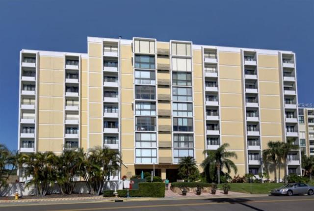 830 S Gulfview Boulevard #208, Clearwater Beach, FL 33767 (MLS #U7836189) :: The Duncan Duo Team