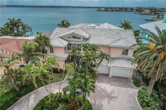 512 Belle Isle Avenue, Belleair Beach, FL 33786 (MLS #U7837746) :: Chenault Group