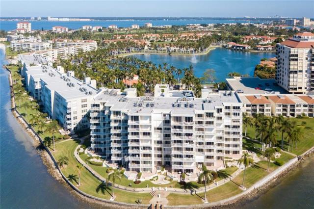 6105 Bahia Del Mar Circle #282, St Petersburg, FL 33715 (MLS #U7838585) :: The Duncan Duo Team