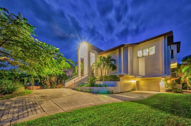 124 8TH Street E, Tierra Verde, FL 33715 (MLS #U7839809) :: The Duncan Duo Team