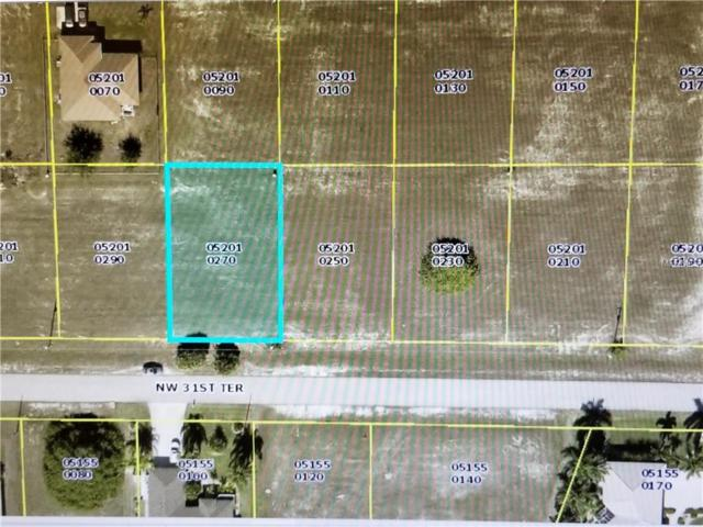 4233 NW 31ST Terrace, Cape Coral, FL 33993 (MLS #U7840465) :: Godwin Realty Group