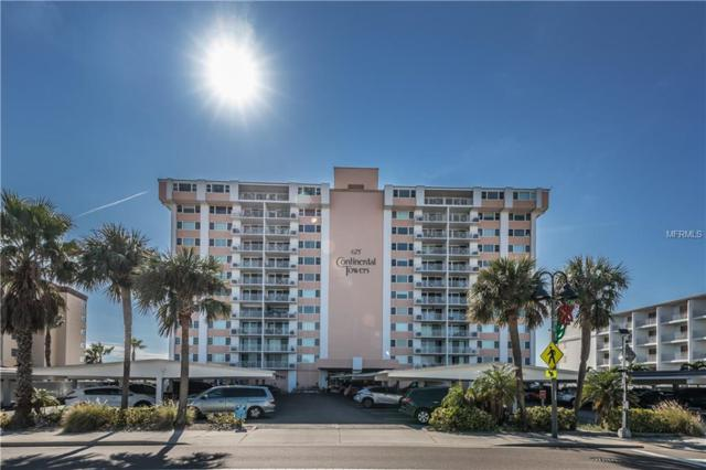 675 S Gulfview Boulevard #508, Clearwater Beach, FL 33767 (MLS #U7842527) :: RealTeam Realty