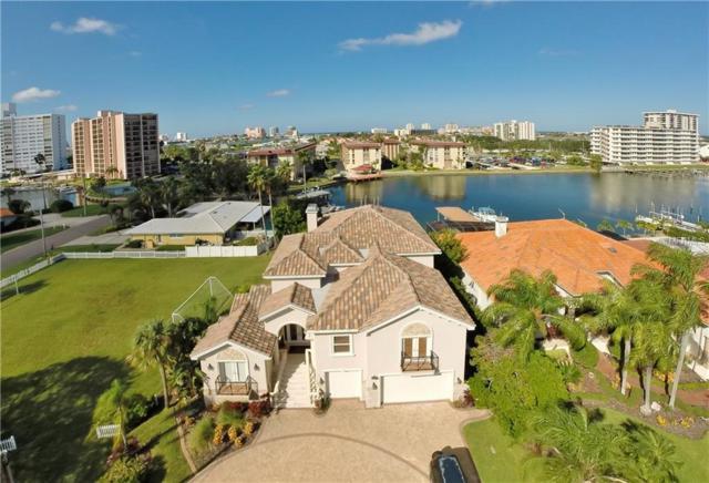 106 Leeward Island, Clearwater Beach, FL 33767 (MLS #U7842566) :: Chenault Group