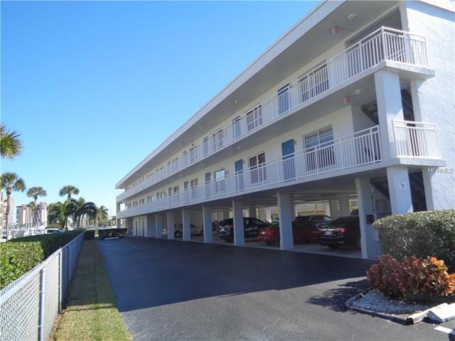 9755 Harrell Avenue #106, Treasure Island, FL 33706 (MLS #U7843393) :: The Duncan Duo Team