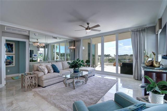 1325 Snell Isle Boulevard NE #307, St Petersburg, FL 33704 (MLS #U7844073) :: The Duncan Duo Team