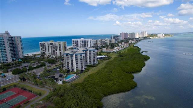 1501 Gulf Boulevard #202, Clearwater Beach, FL 33767 (MLS #U7844076) :: Burwell Real Estate