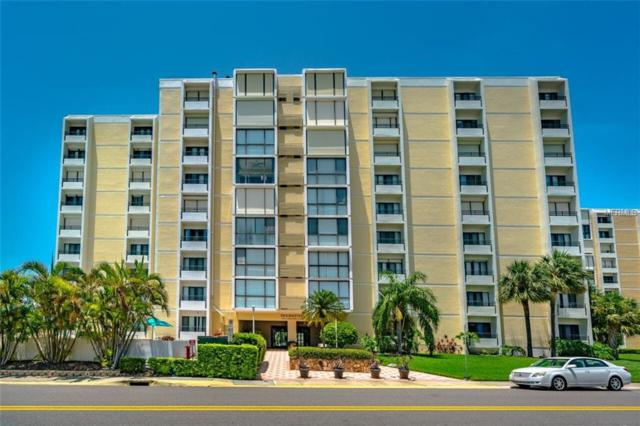 830 S Gulfview Boulevard #605, Clearwater Beach, FL 33767 (MLS #U7844206) :: Chenault Group