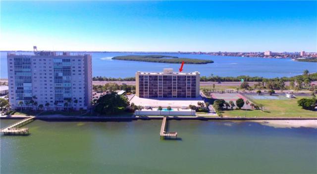 7100 Sunshine Skyway Lane S #202, St Petersburg, FL 33711 (MLS #U7844476) :: Five Doors Real Estate - New Tampa