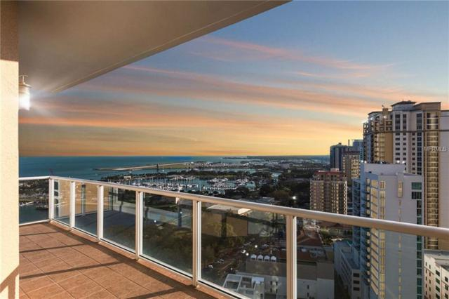 400 Beach Drive NE #2302, St Petersburg, FL 33701 (MLS #U7844820) :: The Signature Homes of Campbell-Plummer & Merritt