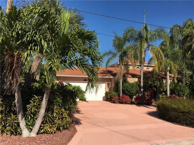 1220 Boca Ciega Isle Drive, St Pete Beach, FL 33706 (MLS #U7844916) :: The Lockhart Team