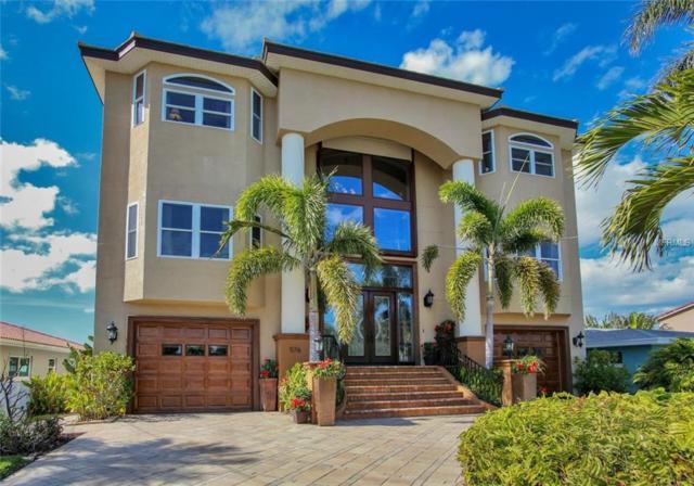 576 Crystal Drive, Madeira Beach, FL 33708 (MLS #U7844958) :: The Signature Homes of Campbell-Plummer & Merritt