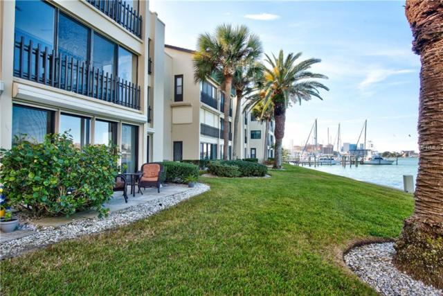 868 Bayway Boulevard #105, Clearwater Beach, FL 33767 (MLS #U7845785) :: Team Bohannon Keller Williams, Tampa Properties