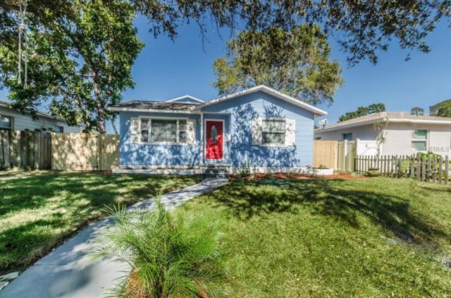 3309 N 8TH Avenue, St Petersburg, FL 33713 (MLS #U7846594) :: Medway Realty