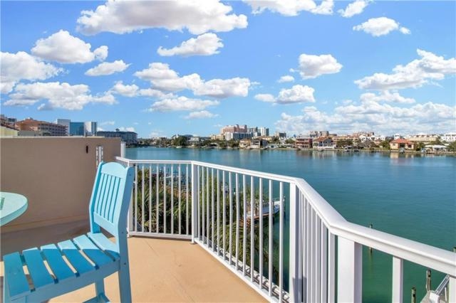 676 Bayway Boulevard, Clearwater Beach, FL 33767 (MLS #U7847499) :: The Duncan Duo Team