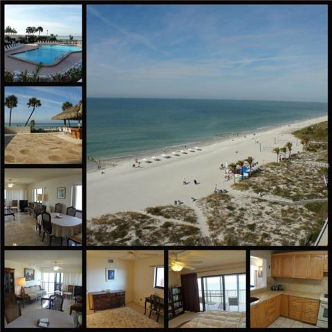 15000 Gulf Boulevard #908, Madeira Beach, FL 33708 (MLS #U7847526) :: The Duncan Duo Team