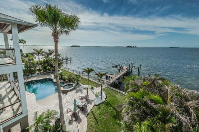 110 Harbor Drive, Palm Harbor, FL 34683 (MLS #U7847832) :: Griffin Group