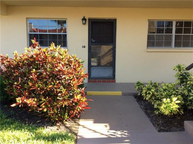 1845 S Highland Avenue 6-6, Clearwater, FL 33756 (MLS #U7850100) :: The Duncan Duo Team