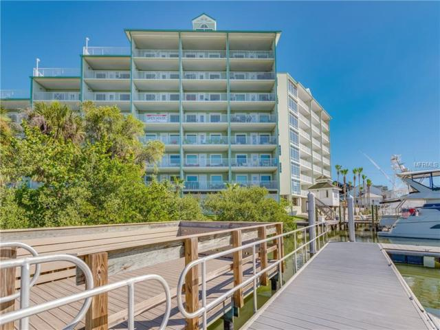 399 2ND Street #716, Indian Rocks Beach, FL 33785 (MLS #U7850541) :: The Lockhart Team