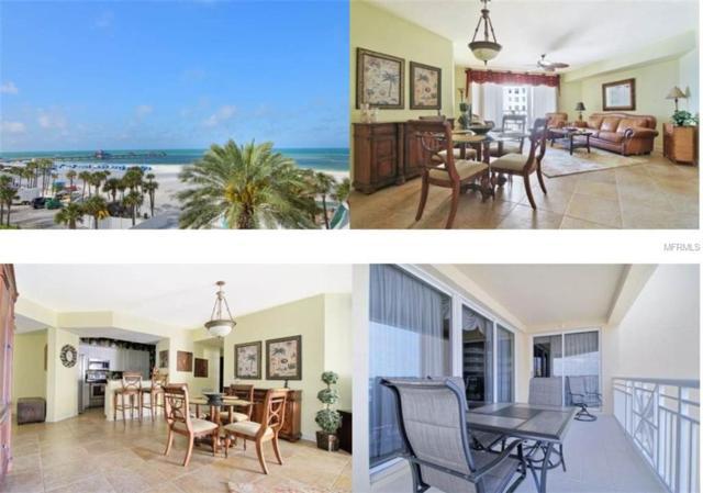 10 Papaya Street #904, Clearwater Beach, FL 33767 (MLS #U7850833) :: The Duncan Duo Team