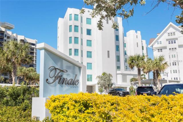 1590 Gulf Boulevard #401, Clearwater Beach, FL 33767 (MLS #U7851116) :: Burwell Real Estate