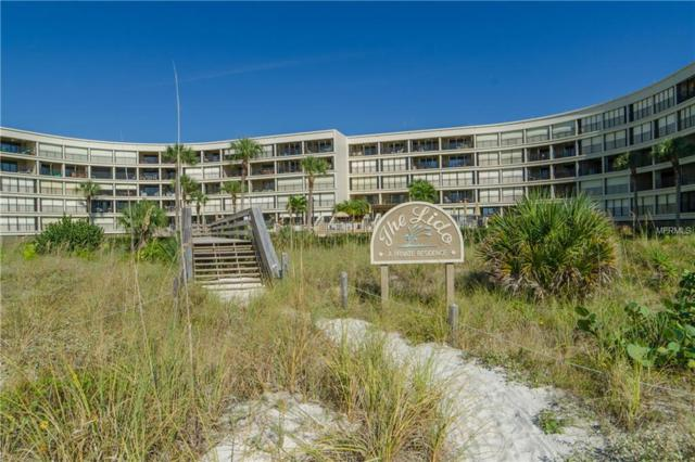 4450 Gulf Boulevard #107, St Pete Beach, FL 33706 (MLS #U7851372) :: The Duncan Duo Team
